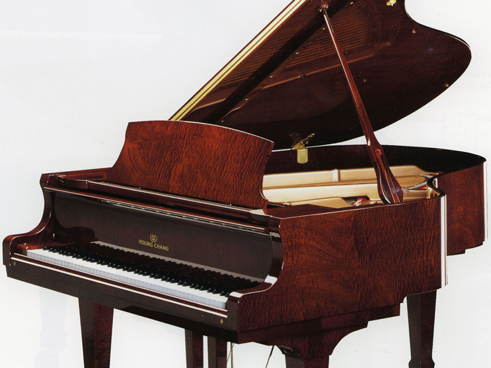 pre-owned piano